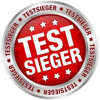 Testsieger beim Kfz-Versicherungstest 2012