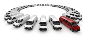 Beitragsgrafik Fuhrparkversicherung